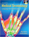 Medical Terminology: Language for Health Care with Student CD-ROM and English Audio CD