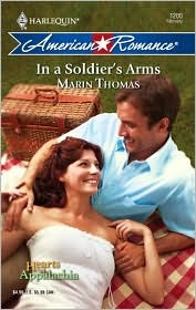 In A Soldier's Arms by Marin Thomas