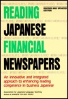Reading Japanese Financial Newspapers by Association for Japanese-La...