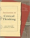 Invitation to Critical Thinking [With Infotrac]