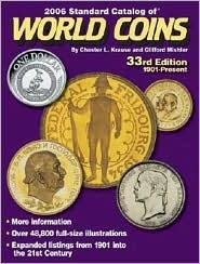 Standard Catalog of World Coins 1901-Present