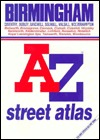 A-Z. Atlas of Birmingham and West Midlands by Geographers' A-Z Map Company