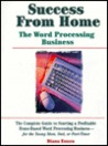 Success from Home: The Wordprocessing Business