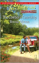 The Cowboy's Courtship (The Cowboy Series, #5)
