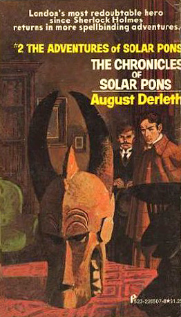 The Chronicles of Solar Pons Solar Pons 7