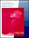 Study Guide for Burden/Faires' Numerical Analysis by Richard L. Burden