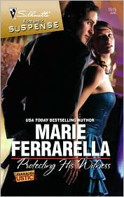 Protecting His Witness (Cavanaugh Justice, #13) by Marie Ferrarella