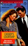 Cassidy's Courtship (Silhouette Intimate Moments No. 864) by Sharon Mignerey