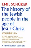 History of the Jewish People in the Age of Jesus Christ: Volume 3(i)