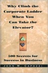 Why Climb the Corporate Ladder When You Can Take The Elevator?: 500 Secrets for Success in Business