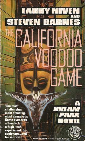 California Voodoo Game by Larry Niven