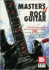 Fischer : Masters of the Rock Guitar (Book/CD Set)
