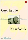 Quotable New York: A Literary Companion