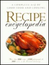 Recipe Encyclopedia by Family Circle Books