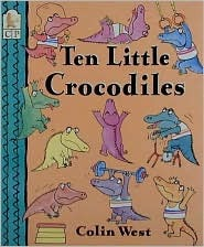Ten Little Crocodiles