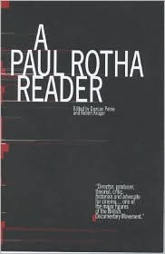 A Paul Rotha Reader by Robert Kruger