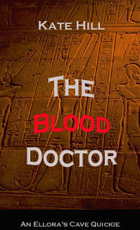 The Blood Doctor (Ancient Blood #3)