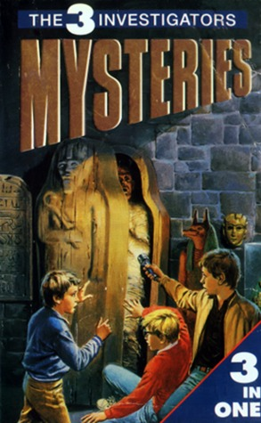 The 3 Investigators Mysteries: Whispering Mummy / Monster Mountain / Death Trap Mine (Alfred Hitchcock and the Three Investigators)