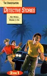 The 3 Investigators Detective Stories 2 in 1 Book - Hot Wheels/Murder to Go