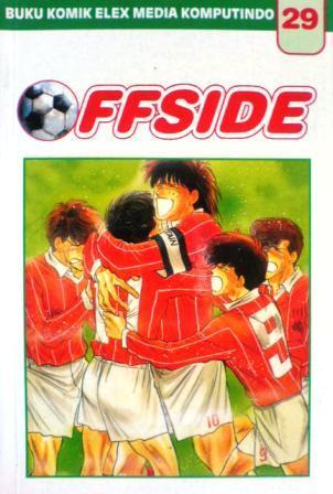 Offside Vol. 29 by Natsuko Heiuchi