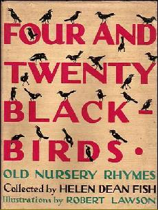 Four and Twenty Blackbirds by Helen Dean Fish