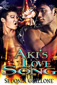 Aki's Love Song by Sedonia Guillone