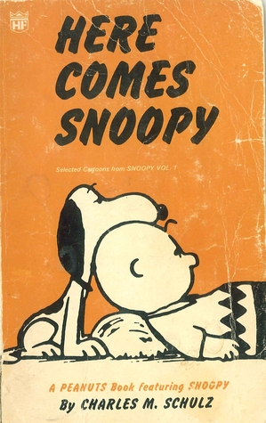 Here Comes Snoopy (Peanuts Coronet #6)