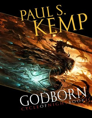 Godborn by Paul S. Kemp