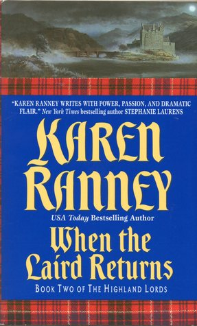 When the Laird Returns by Karen Ranney