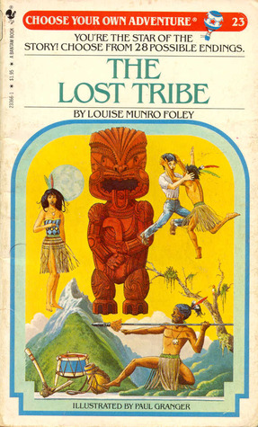 The Lost Tribe by Louise Munro Foley
