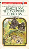 Search for the Mountain Gorillas (Choose Your Own Adventure, #41)