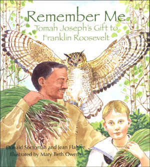 Remember Me by Donald Soctomah