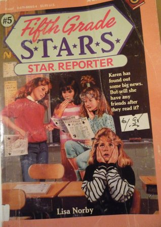 Star Reporter by Lisa Norby
