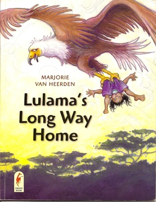 Lulama's Long Way Home by Marjorie Van Heerden