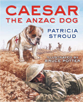Caesar the Anzac Dog