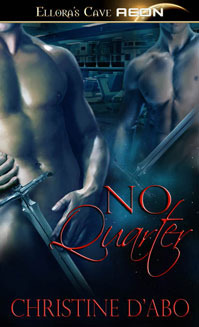 No Quarter by Christine d'Abo