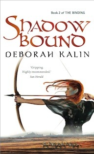 Shadow Bound (The Binding, #2)