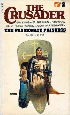 The Passionate Princess by John Cleve