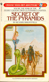 Secret of the Pyramids (Choose Your Own Adventure, #19)