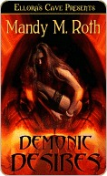 Demonic Desires by Mandy M. Roth