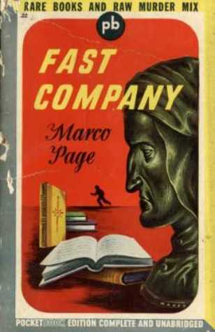 Fast Company by Marco Page