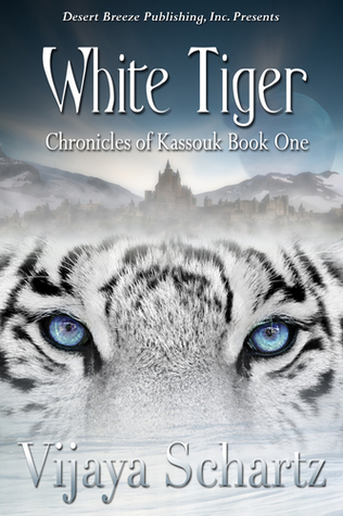 White Tiger by Vijaya Schartz