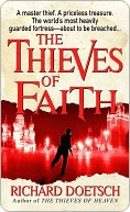 The Thieves Of Faith (Michael St. Pierre, #2)