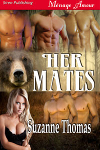 Her Mates by Suzanne Thomas