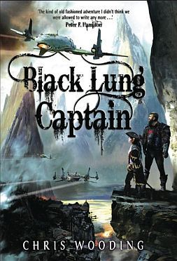 The Black Lung Captain Tales of the Ketty Jay 2