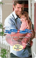 His Baby Surprise (Harlequin American Romance, #1301)