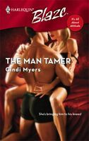 The Man Tamer (It's All About Attitude, #7) (Harlequin Blaze, #323)