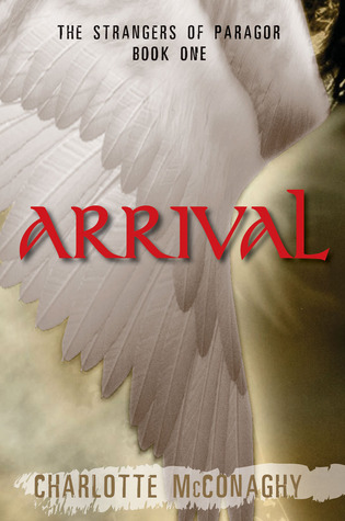 Arrival by Charlotte McConaghy