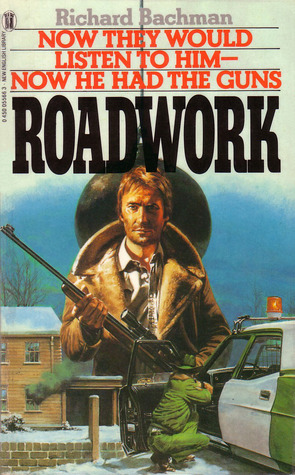 Roadwork by Stephen King
