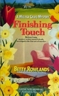 Finishing Touch (Melissa Craig, #2)